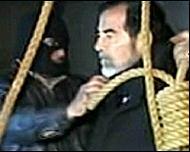 Saddam Hussein, exécution par pendaison, Irak ( iraq ), samedi 30 décembre 2006